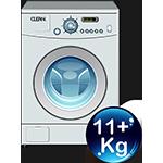 Πλυντήρια 11+Kg