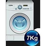 Πλυντήρια 7Kg