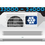 22000-24000 BTU