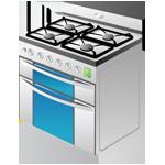 Κουζίνες Αερίου & Μικτές